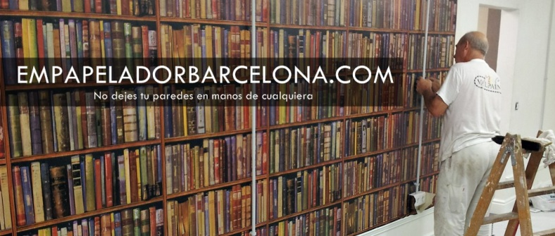Empapelador Barcelona - Colocador Papel Pintado