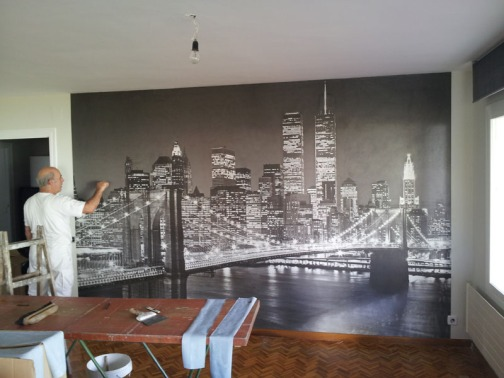 Colocador de Papel Pintado y Murales en Barcelona