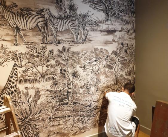 Pintor Empapelador Barcelona