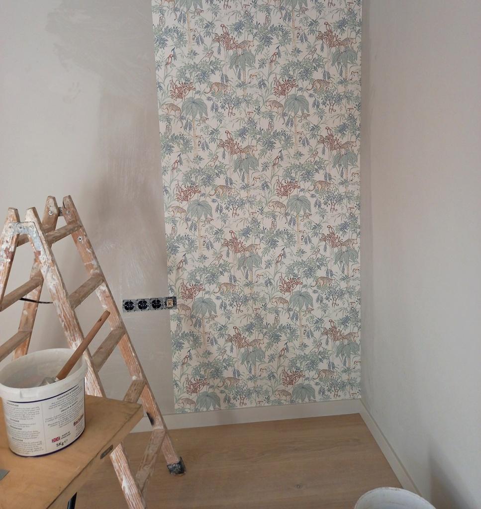 Empapelador de paredes en Barcelona